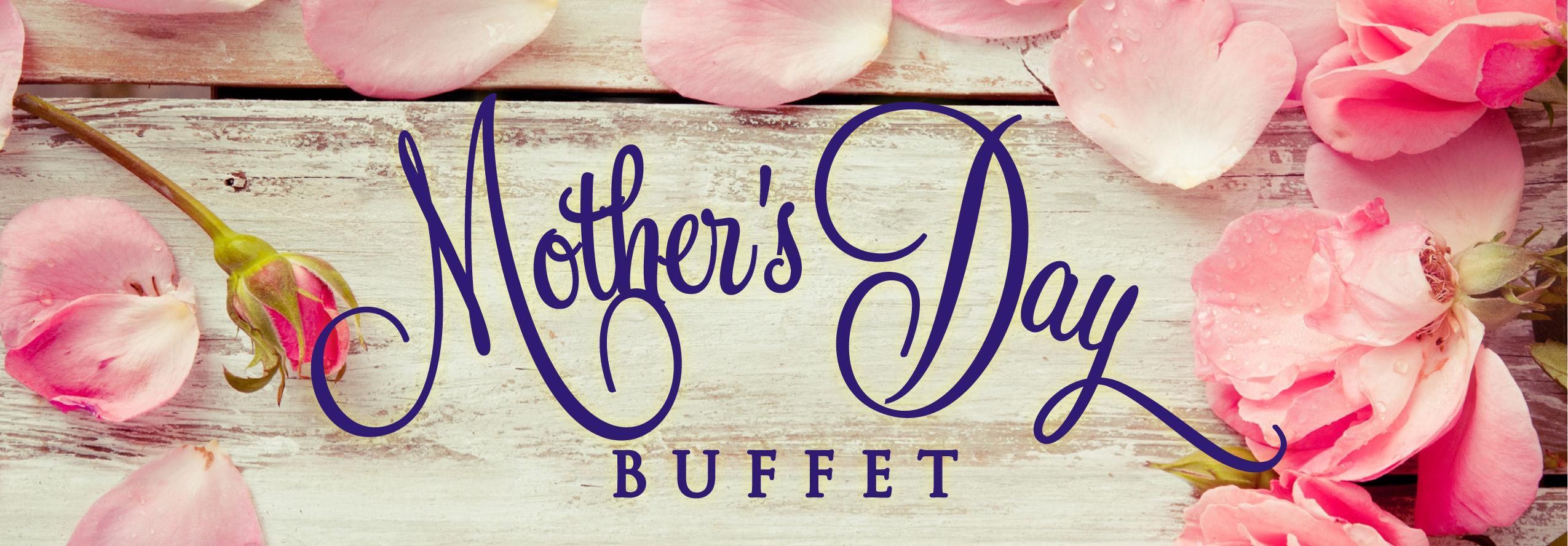 Vegetarian Mother's Day Buffet